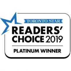 Toronto Star Reader's Choice Best Theatre Instructor 2019